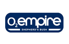 O2 Empire Shepherds Bush
